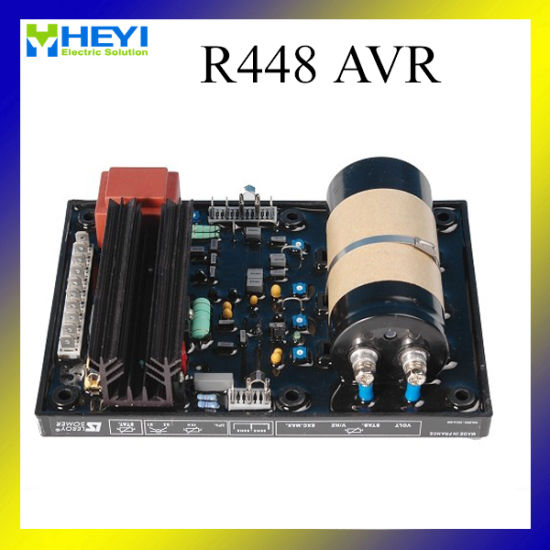 LEROY SOMER AVR R448 EPUB