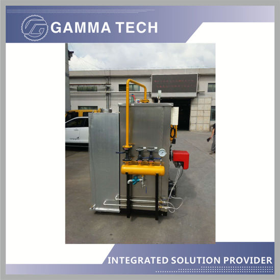 0.1t/H Wns Industrial Use Natural Gas LPG Fired Steam Boiler in China