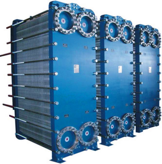 Thermowave Tl650PP Plate Heat Exchanger for Cooling and Heating