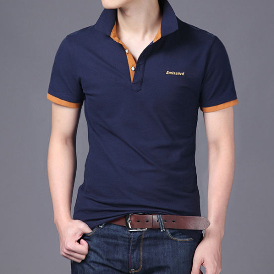 d968511f Personalized Bulk Clothing Manufacturers Overseas Mens Polo Shirts pictures  & photos