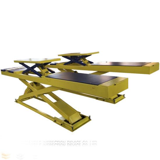Optional Color 4000kg Scissor Lift