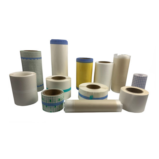 Medical Dressing and Tape Coating Raw Materials
