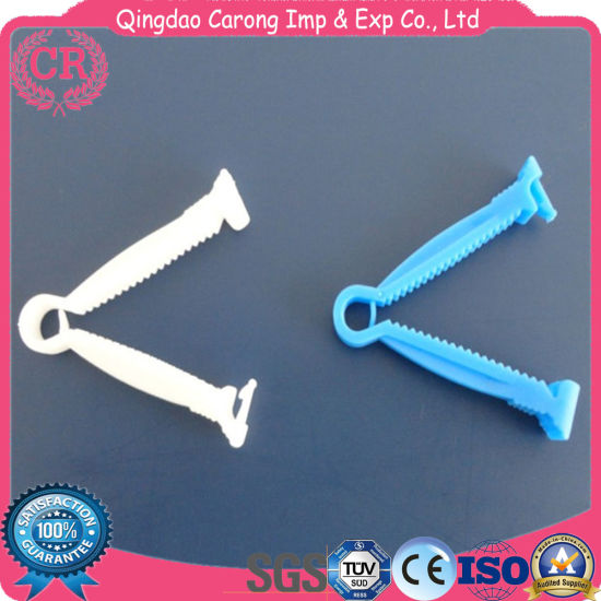 Hospital Sterile Umbilical Cord Clamp pictures & photos