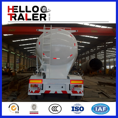 Factory Selling 30-60m3 Cement Bulker with Compressor pictures & photos