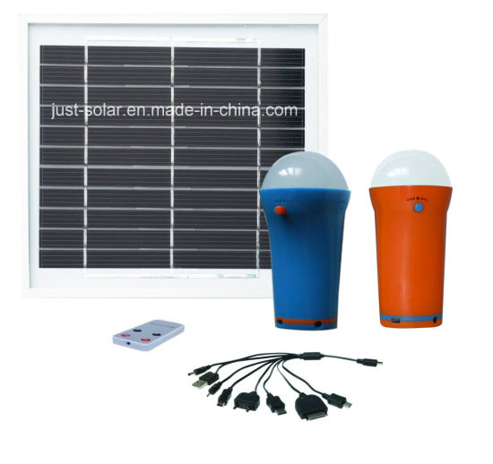 Hot Sale Solar LED Home Light 1W to 3W Is Adjustable