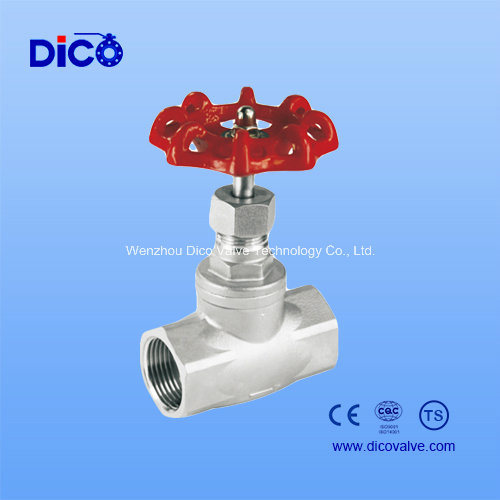 NPT Thread Globe Valve pictures & photos