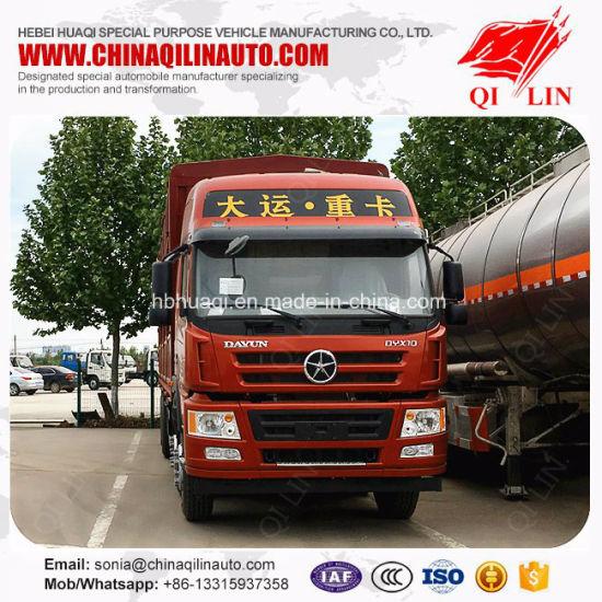 4 Axles Big Heavy Cargo Truck for Hot Sale
