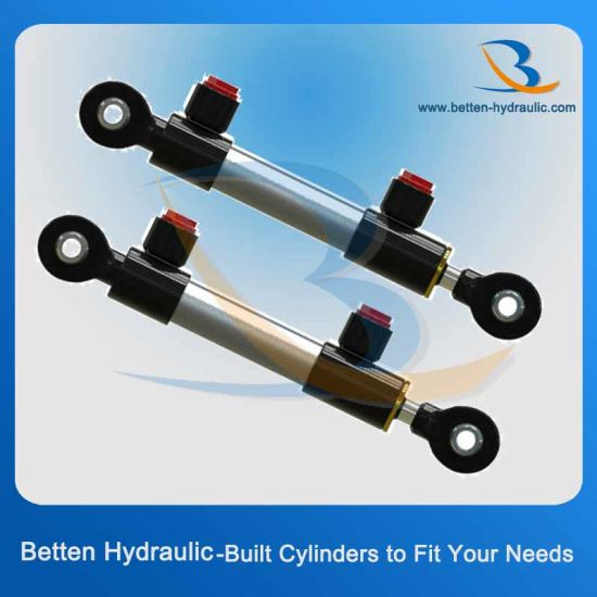 Micro Hydraulic Cylinders pictures & photos