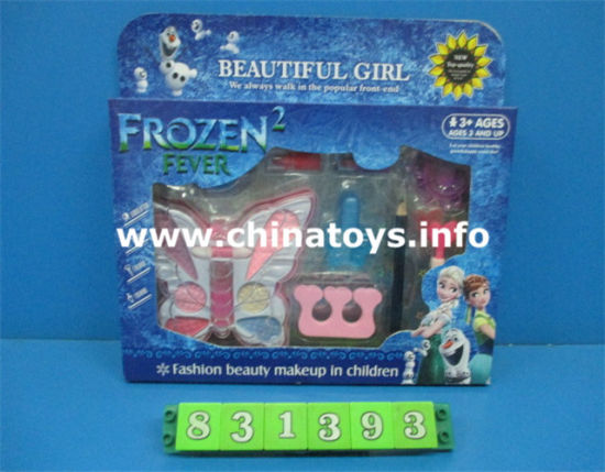 Lovely Plastic Toys for Girl Beauty Set (623119) pictures & photos