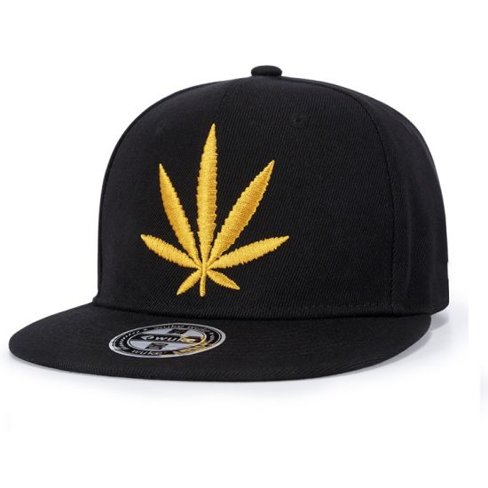 Awesome Cool Design Unisex Cotton Snapback with Custom Logo