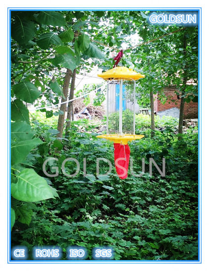 Solar Agriculture Pest Control, Ecofriendly Pesticide, Insect Killer Lamp pictures & photos