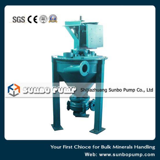 Centrifugal Froth Slurry Pump Design