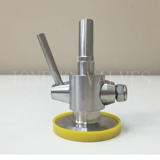 Stainless Steel Sanitary Sampling Valve pictures & photos
