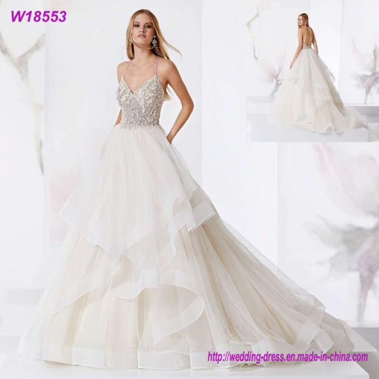 Elegant Ivory Dresses