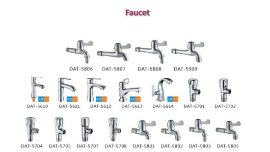 Construction Product Faucet Sanitaryware pictures & photos