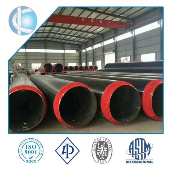 Thermal Insulation Steel Pipe/Anti-Corrosion Steel Pipe