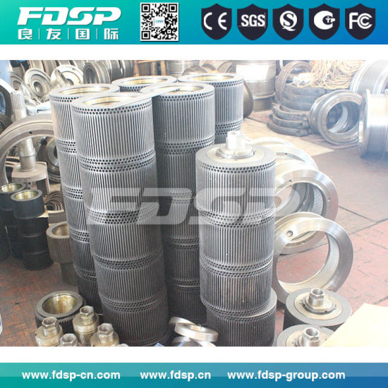 Poultry Feed Pellet Mill Matrix Compression Mould Ring Die pictures & photos