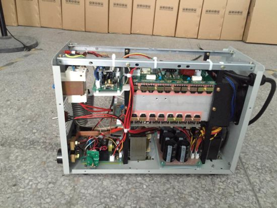 Pulse Inverter Aluminum Welder TIG250A pictures & photos