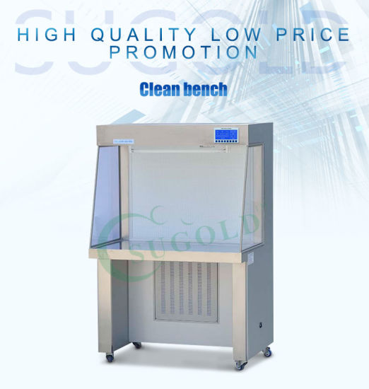 Lab Horizontal Air Supply Culture Tissue Laminar Flow Hood pictures & photos