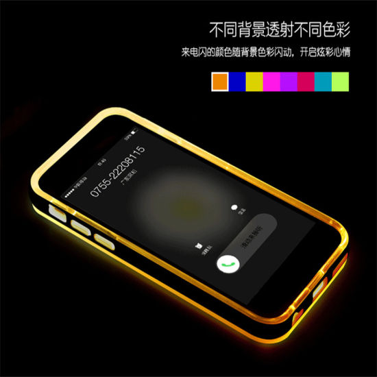 brand new d46bf 30d1d Best Price Flash LED Creative Liquid Quicksand Case for iPhone5/6/7