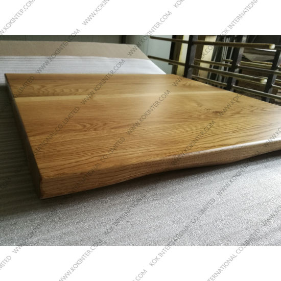 China Natural Wooden Butcher Block