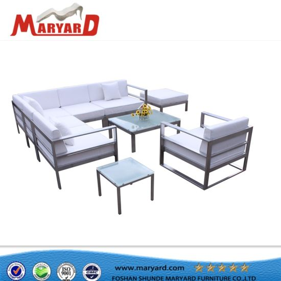 Stainless Steel Dining Table Design Outdoor Indoor Furniture