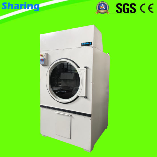 100kg Fast Speed Drying Tumbler Machine for Laundry Factory