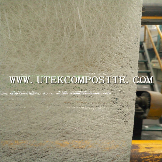 Boron Free ECR Glass Chopped Strand Mat for Chemical Tank pictures & photos