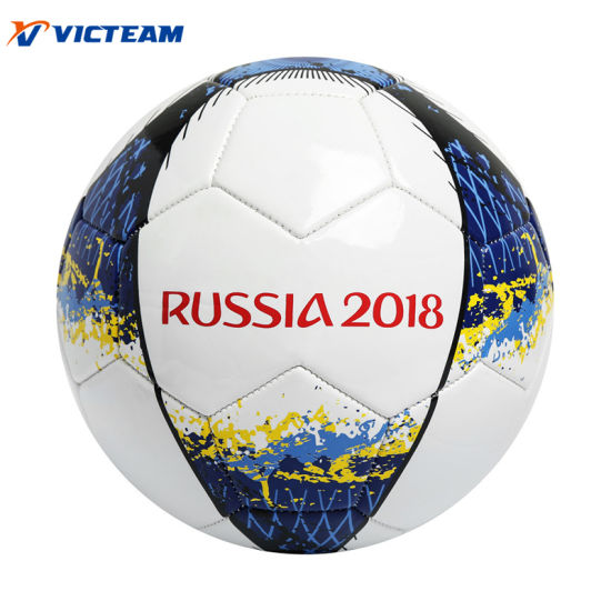 China Training Grade Personalized Normal Size Soccer Ball China