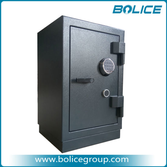 Heavy Duty Office Safe with 2 Drawers in Side