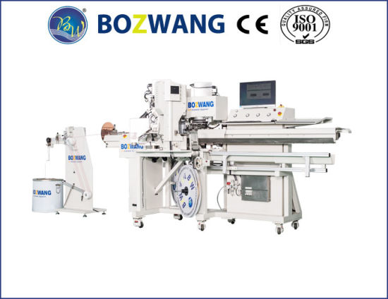Bozhiwang Seal Threading Inserting Machine pictures & photos