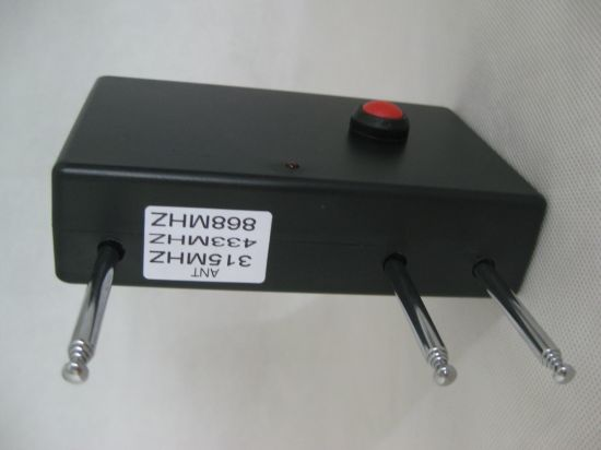 High Power Car Remote Control Jammer 315 433 868 MHz, Car Charger GPS Signal Jammer, Signal Blocker pictures & photos