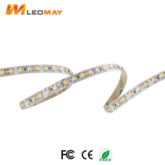 Hot Selling 2700K SMD3528 9.6W/M Flexible LED Strip Light pictures & photos
