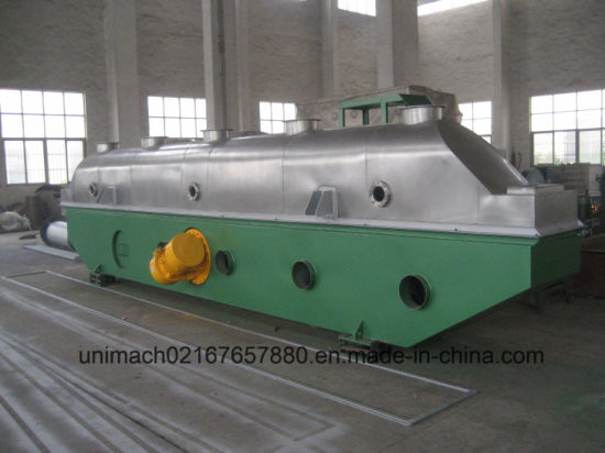Vibrating Fluid Bed Dryer (ZLG) pictures & photos