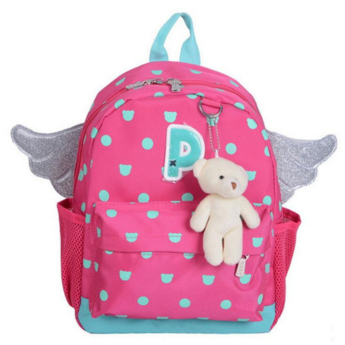 Child Backpack Primary Cute Students School Cartoon Kids Bag pictures & photos