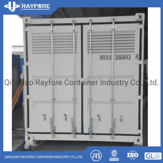 Qingdao Factory Customized 20FT New Oil Engine Storage Equipment Container