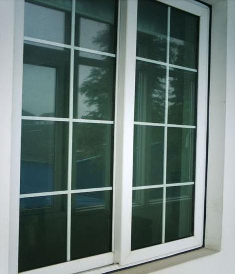 Modern Customized Made UPVC Sliding Window