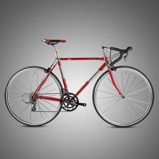 700c San Claris 2400 -16speed Cr-Mo Steel Retro Road Bicycle