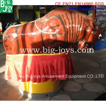 Inflatable Rodeo Bull Mat, Mechanical Bull Cushion (BJ-SP26) pictures & photos