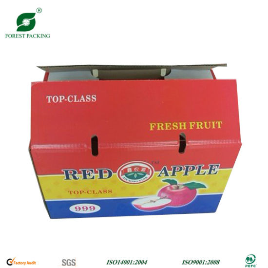 Fresh Fruit Packing Boxes pictures & photos
