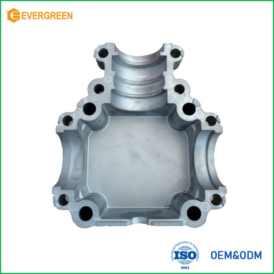 Casting Vehicle Machinery Parts Aluminum Alloy Die Casting