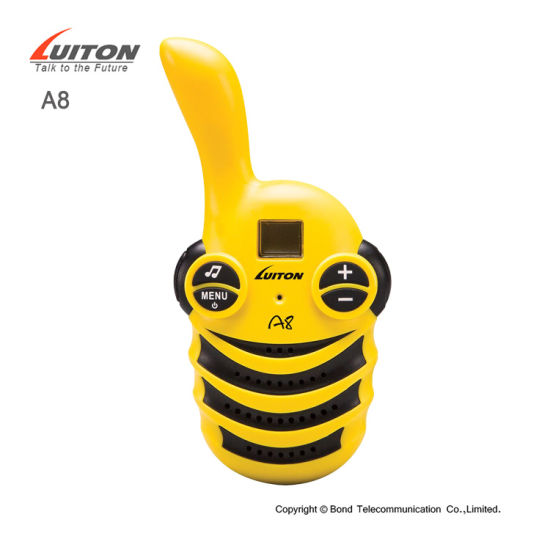 Mini Handheld Radio Lt-A8 Kids Radio Toy Walkie Talkie
