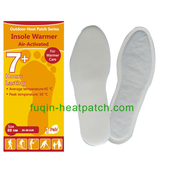 paper Insole Warmer