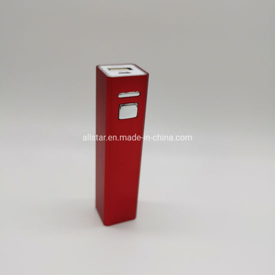 Power Bank 5000mAh Small Body Aluminium Material