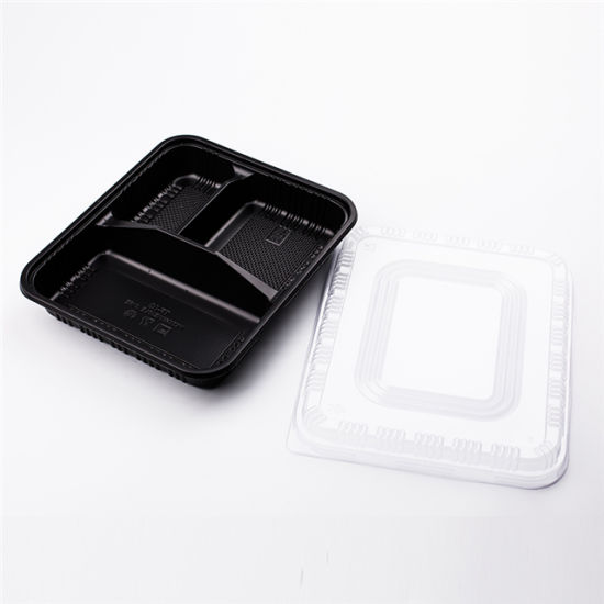 Factory Whoelsale Blister Food Container Plastic Boxes