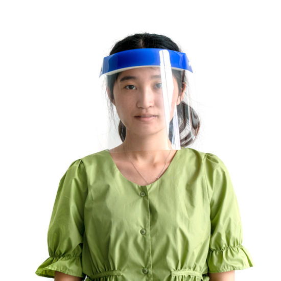 Factory Supplier Anti-Fog Clear Safety Protection Face Shield