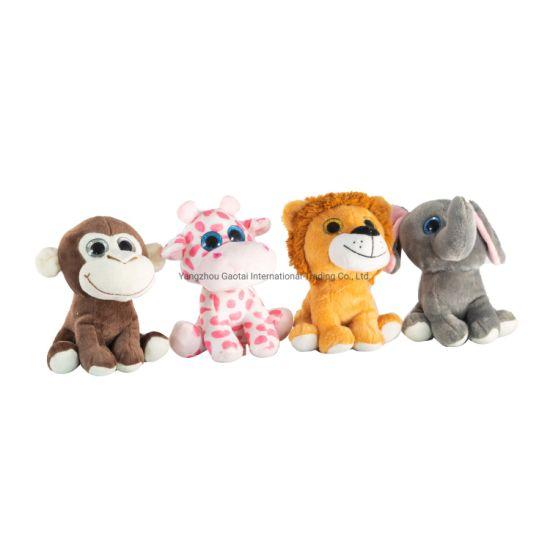 Lovely Stuffed Animals Customized Design Teddy Bear Soft Plush Toy