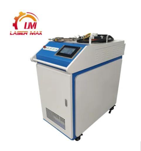 1000W 1500W Raycus Jpt Max Handheld Fiber Laser Welding Machine Metal Welding Machine for Carbon Steel Polyethylene Automatic