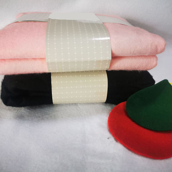 High Quality Felt Fabric Roll Pieces Industrial Waterproof Protection Fleece Non Woven Colorful Felt