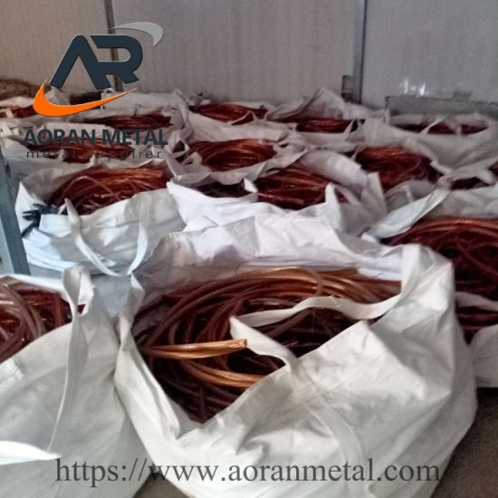 Hot Sale High Quality Mill Berry Copper Wire Scrap 99.99 with Cheap Price